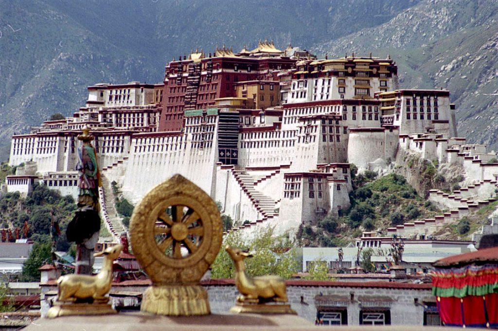 lhasi tibet, dalaj lama