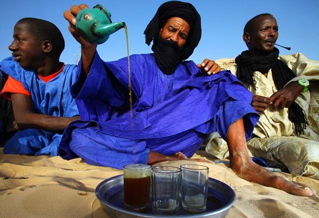 timbuktu, tuareg, davor rostuhar, desert, mali, africa