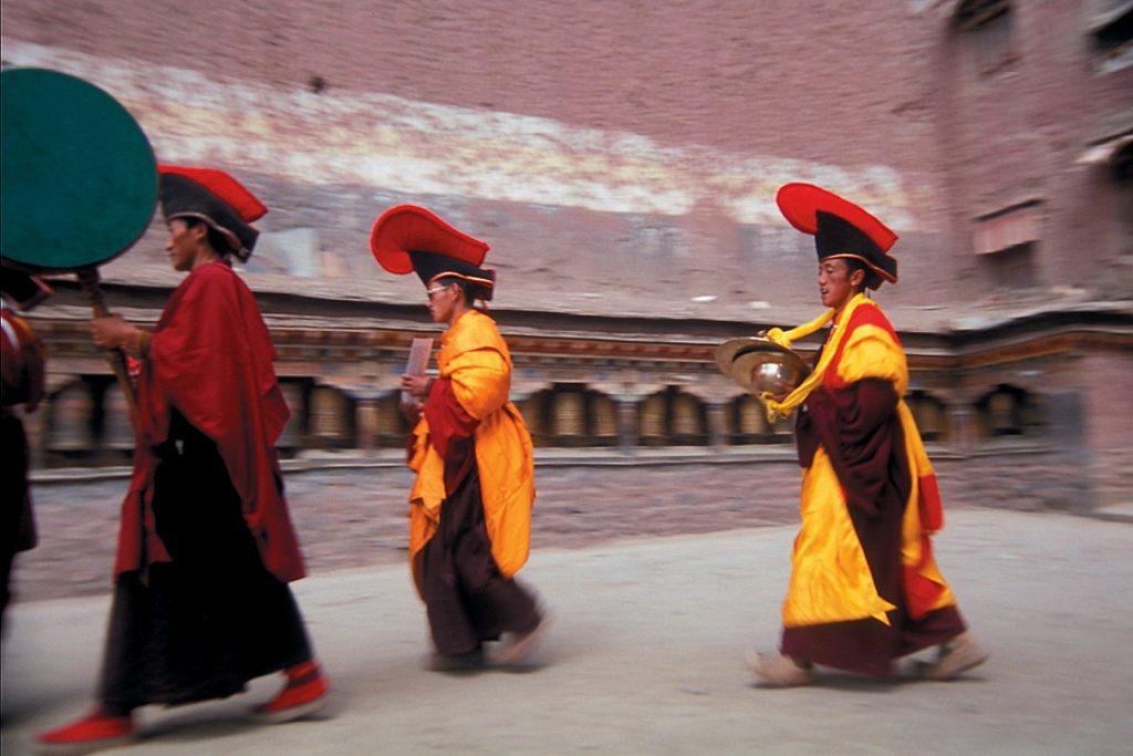 palace lhasi, tibet