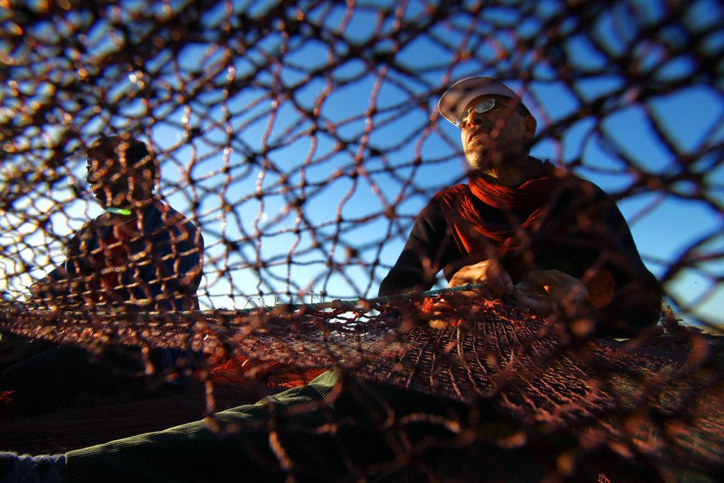 fisherman essaouira, morocco, davor rostuhar,