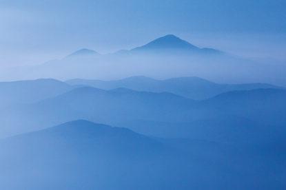 kapela, planina, magla, davor rostuhar